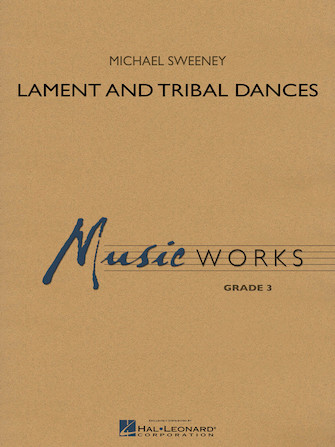 Product Cover for Lament and Tribal Dances