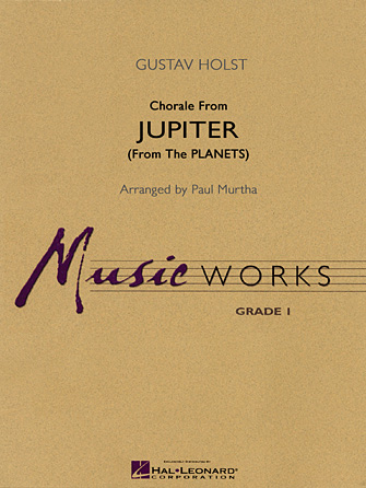 Product Cover for Chorale from Jupiter (from The Planets)