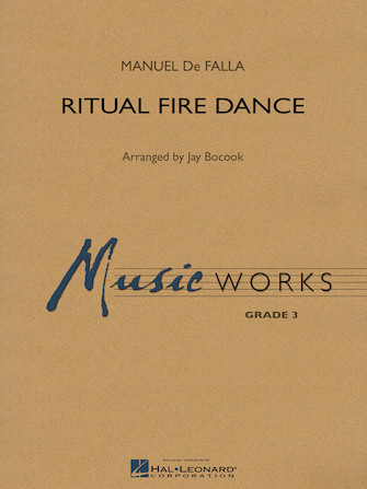 Product Cover for Ritual Fire Dance