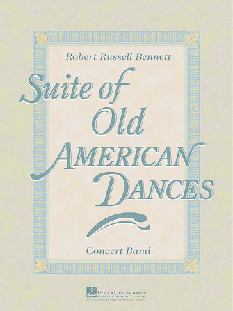 Product Cover for Suite of Old American Dances (Deluxe Edition)
