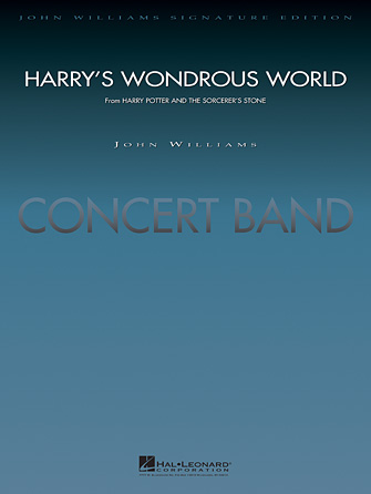 Product Cover for Harry's Wondrous World (from Harry Potter and the Sorcerer's Stone)