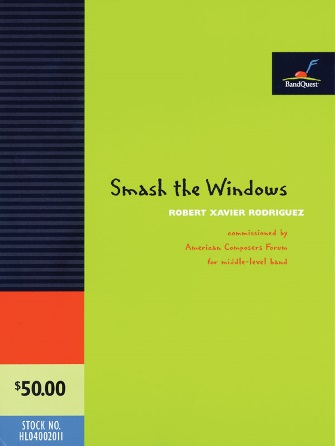 Product Cover for Smash the Windows