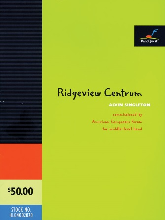 Product Cover for Ridgeview Centrum