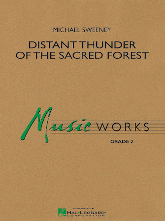 Product Cover for Distant Thunder of the Sacred Forest