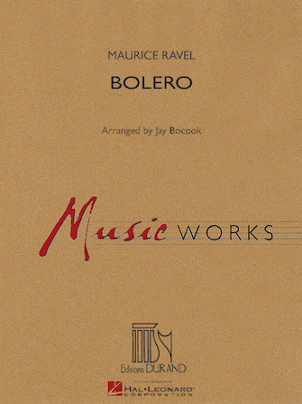 Product Cover for Bolero