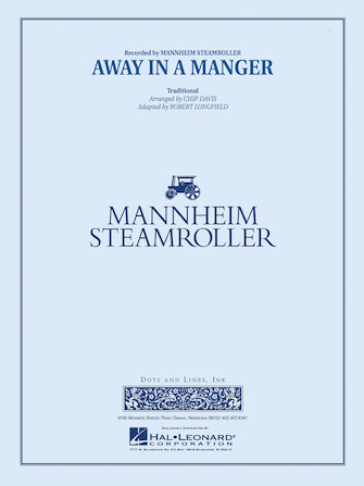 Product Cover for Away in a Manger