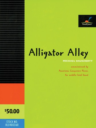 Product Cover for Alligator Alley