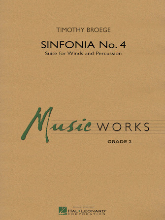 Product Cover for Sinfonia No. 4