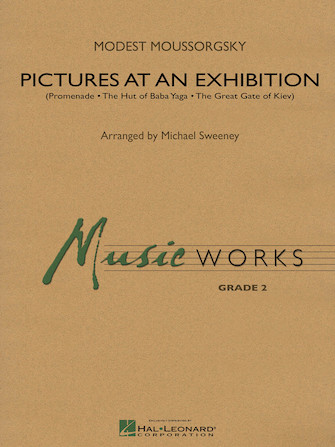 Product Cover for Pictures at an Exhibition