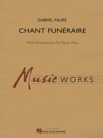 Product Cover for Chant Funeraire