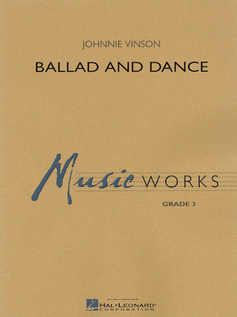 Product Cover for Ballad and Dance