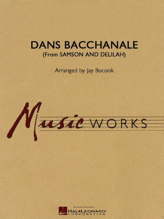 Product Cover for Danse Bacchanale (from Samson and Delilah)