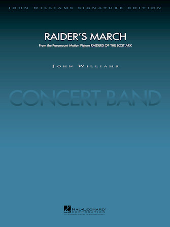 Product Cover for Raiders March – Deluxe Score