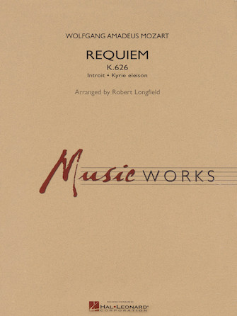 Product Cover for Requiem (K. 626)