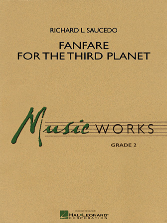 Product Cover for Fanfare for the Third Planet