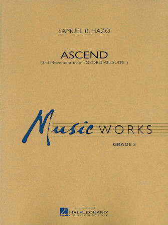 "Product Cover for Ascend (Movement III of ""Georgian Suite"")"