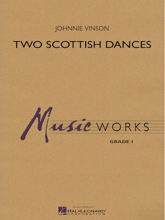 Product Cover for Two Scottish Dances