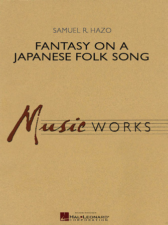 Product Cover for Fantasy on a Japanese Folk Song