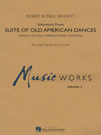 Product Cover for Suite of Old American Dances (Selections)