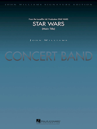 Product Cover for Star Wars (Main Theme)