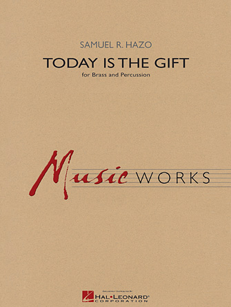 Product Cover for Today Is the Gift