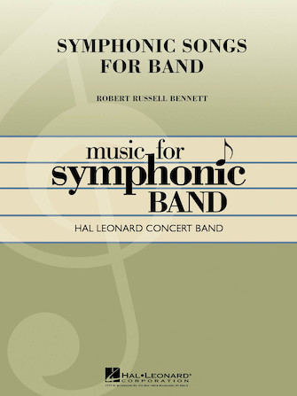 Product Cover for Symphonic Songs for Band (Deluxe Edition)