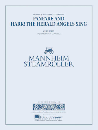 Product Cover for Fanfare and Hark! The Herald Angels Sing