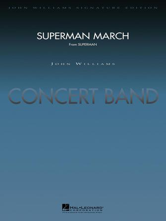 Product Cover for Superman March