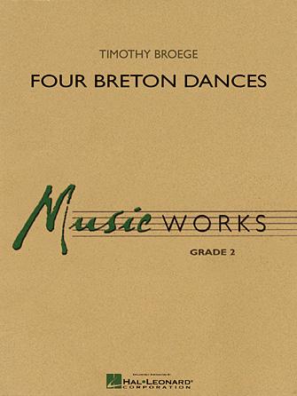 Product Cover for Four Breton Dances