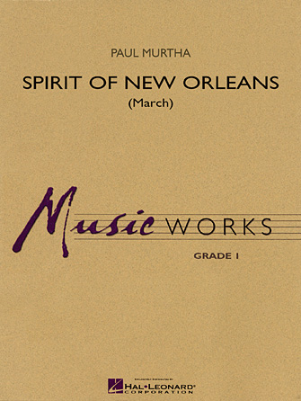 Product Cover for Spirit of New Orleans (March)