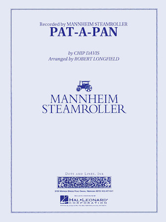 Product Cover for Pat-a-Pan