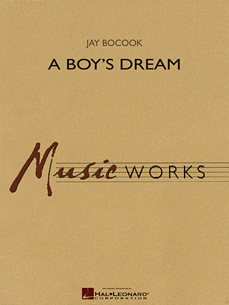 Product Cover for A Boy's Dream
