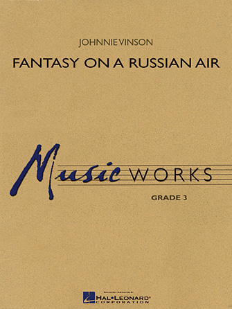 Product Cover for Fantasy on a Russian Air