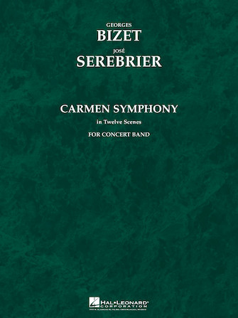 Product Cover for Carmen Symphony