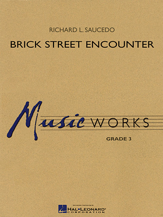 Product Cover for Brick Street Encounter