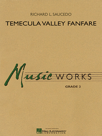 Product Cover for Temecula Valley Fanfare