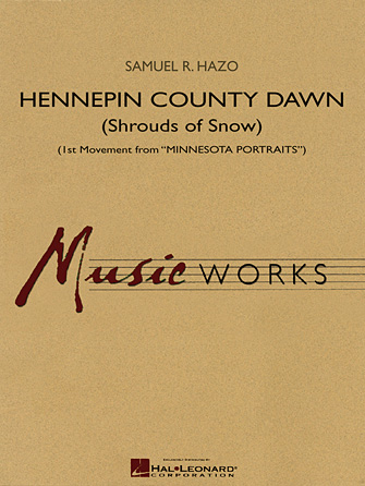 "Product Cover for Hennepin County Dawn (1st Movement from ""Minnesota Portraits"")"