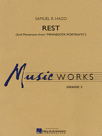 "Product Cover for Rest (2nd Movement from ""Minnesota Portraits"")"