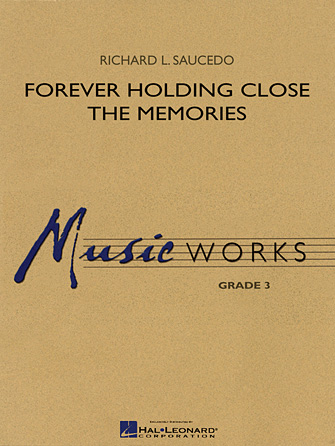 Product Cover for Forever Holding Close the Memories