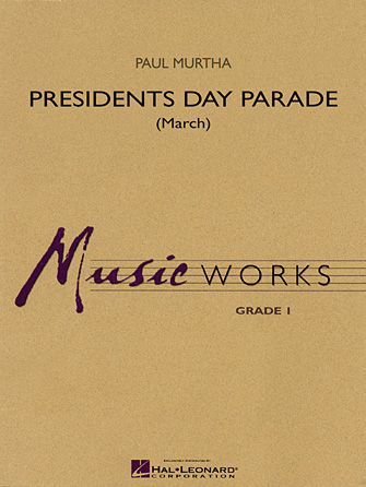 Product Cover for Presidents Day Parade (March)
