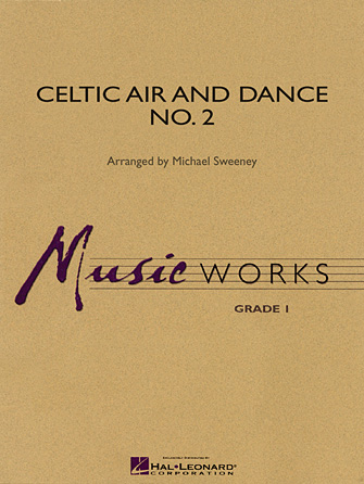 Product Cover for Celtic Air and Dance No. 2