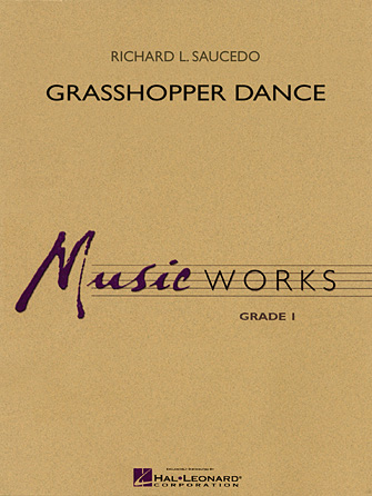 Product Cover for Grasshopper Dance