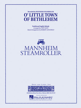 Product Cover for O Little Town of Bethlehem