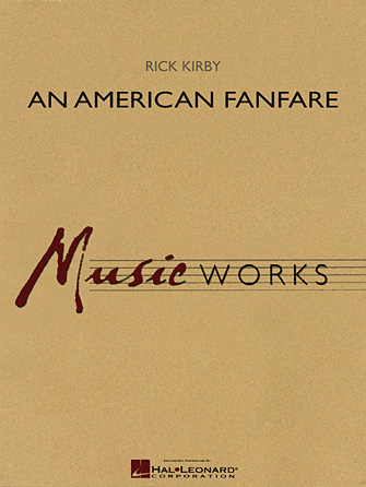 Product Cover for An American Fanfare