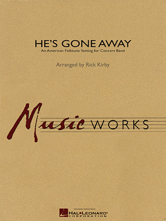 Product Cover for He's Gone Away