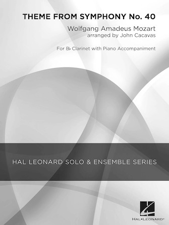 Product Cover for Theme from Symphony No. 40
