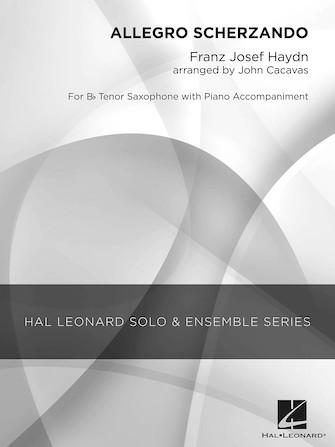 Product Cover for Allegro Scherzando