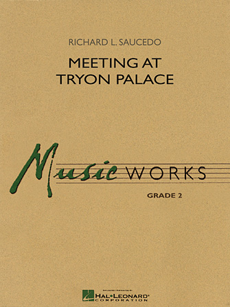 Product Cover for Meeting at Tryon Palace