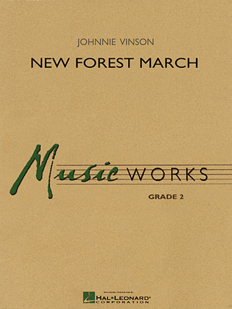Product Cover for New Forest March