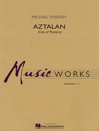 Product Cover for Aztalan (City of Mystery)